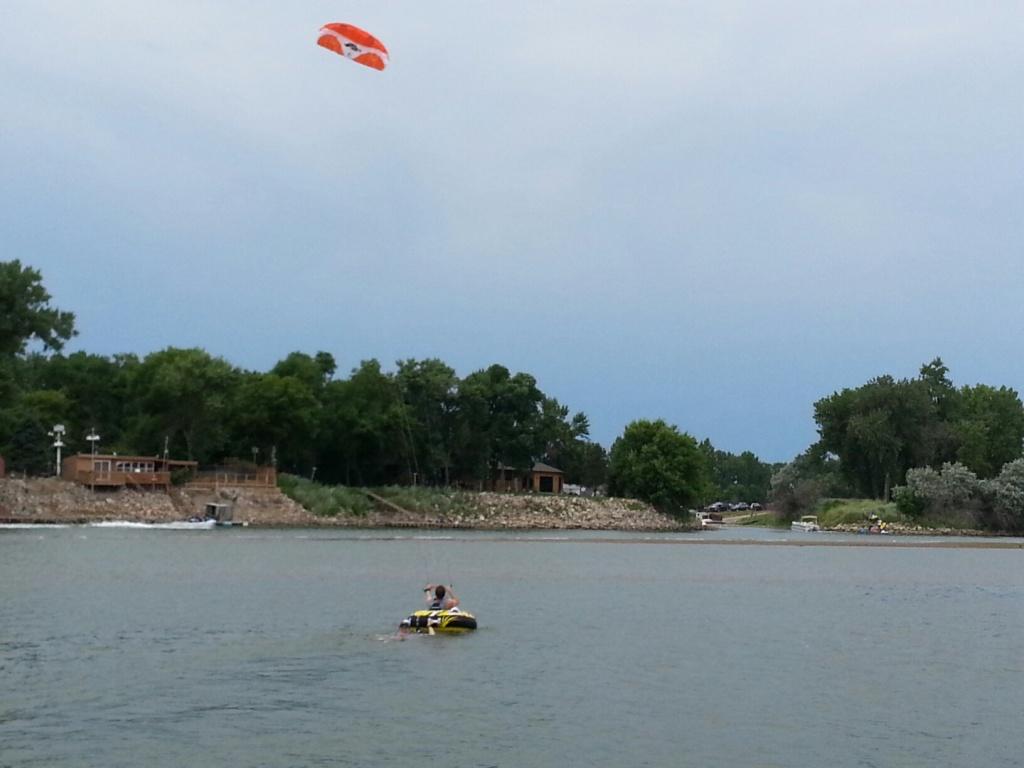 kite tubing